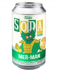 Masters of the Universe: Mer-Man Vinyl Soda Figure (Limited Edition: 7,000 PCS)