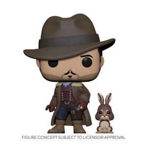 His Dark Materials: Lee w/ Hester Pop & Buddy Figure