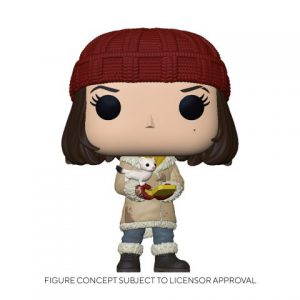 His Dark Materials: Lyra w/ Pan Pop & Buddy Figure