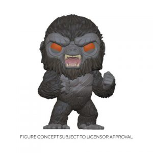 Godzilla Vs Kong: Kong (Battle Ready) Pop Figure