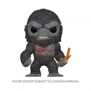 Godzilla Vs Kong: Kong (Scarred) Pop Figure