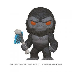 Godzilla Vs Kong: Kong w/ Axe Pop Figure
