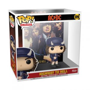 Pop Albums: AC/DC - Highway to Hell Pop Figure
