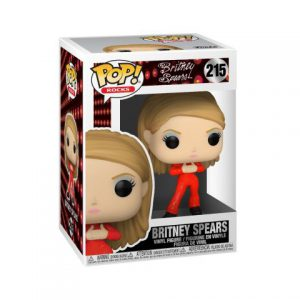 Pop Rocks: Britney Spears (Catsuit) Pop Figure