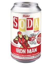Avengers Endgame: Iron Man Vinyl Soda Figure (Limited Edition: 20,000 PCS)