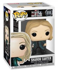 Falcon and the Winter Soldier: Sharon Carter Pop Figure