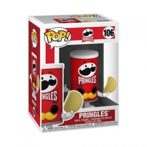 Ad Icons: Pringles Can Pop Figure