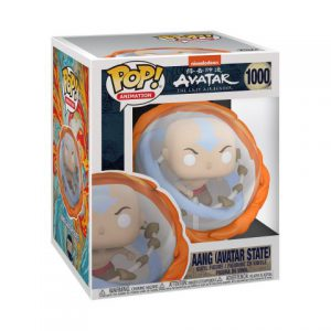 Avatar: The Last Airbender - Aang (4 Elements Avatar State) 6'' Super Pop Figure