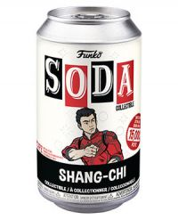 Shang-Chi and the Legend of the Ten Rings: Shang Chi Vinyl Soda Figure (Limited Edition: 15,000 PCS)