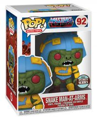 He-Man: Snake Man-At-Arms Pop Figure (Specialty Series)