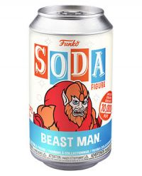 Masters of the Universe: Beastman Vinyl Soda Figure (Limited Edition: 10,000 PCS)