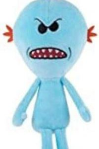 Rick and Morty: Mr. Meeseeks (Angry) Galactic Plush