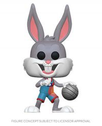 Space Jam: A New Legacy - Bugs Bunny (Dribbling) Pop Figure