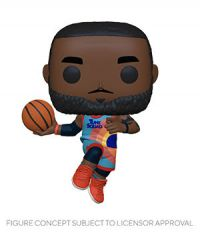 Space Jam: A New Legacy - Lebron (Leaping) Pop Figure