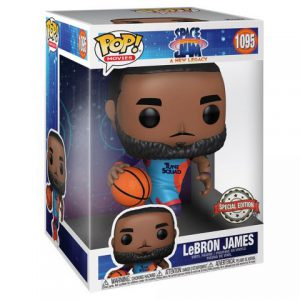 Space Jam: A New Legacy - Lebron James (Dribbling) 10'' Jumbo Pop (Special Edition)