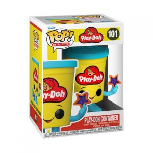 Retro Toys: Play-Doh - Play-Doh Container Pop Figure