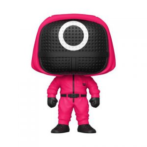 Squid Game: Red Soldier (Circle Mask) Pop Figure